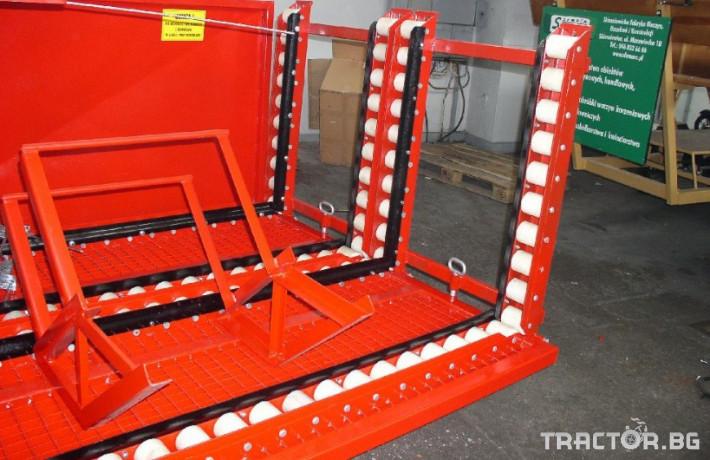 Машини за лозя / овошки Машина за събиране на арония Sfamasz Arek-3 2 - Трактор БГ