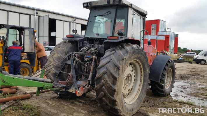 Трактори Massey Ferguson 3690 5 - Трактор БГ