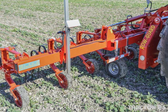 Култиватори Система за управление на култиватори с камера ROW-GUARD 1 - Трактор БГ