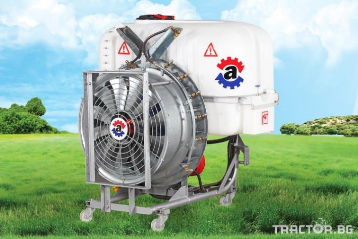 Пръскачки AGROTEK - вентилаторна навесна 0