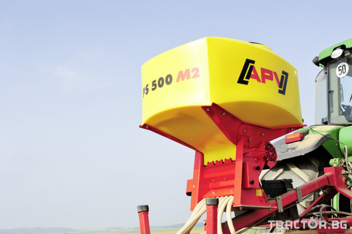 Сеялки Апликатор APV PS 500 за семена и микрогранули 0