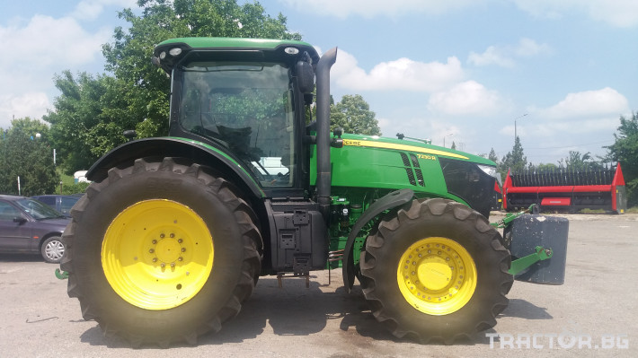 Трактори John Deere 7230R 0