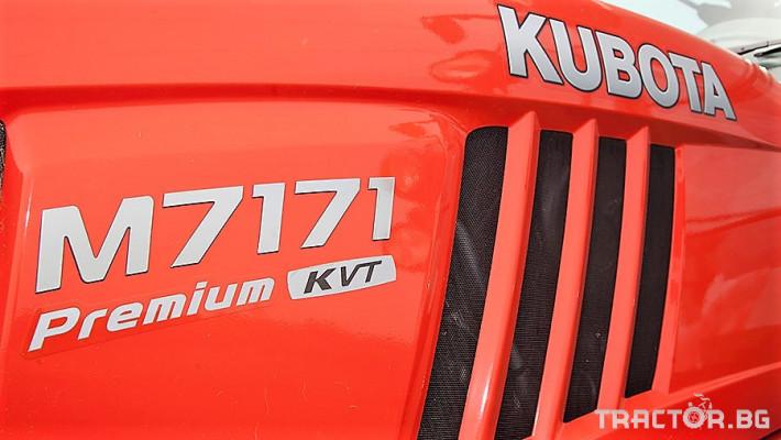 Трактори Kubota М7171 4