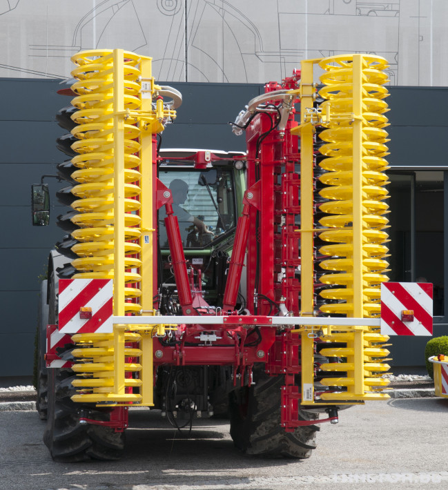 Брани Дискова брана Pottinger Terradisc 6001 K/T 2