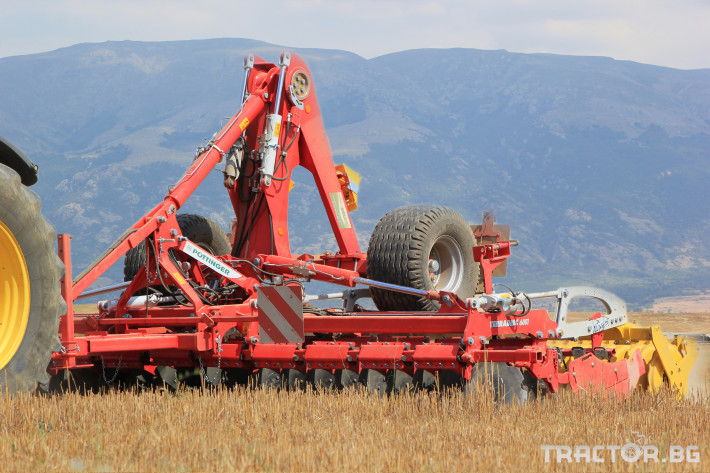 Брани Дискова брана Pottinger Terradisc 6001 K/T 4