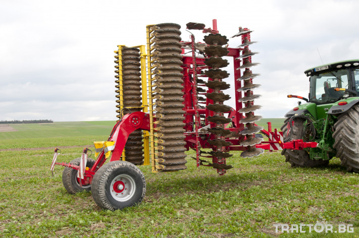 Брани Дискова брана Pottinger Terradisc 6001 K/T 1