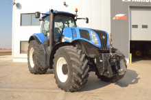 New Holland T8.390 Powershift
