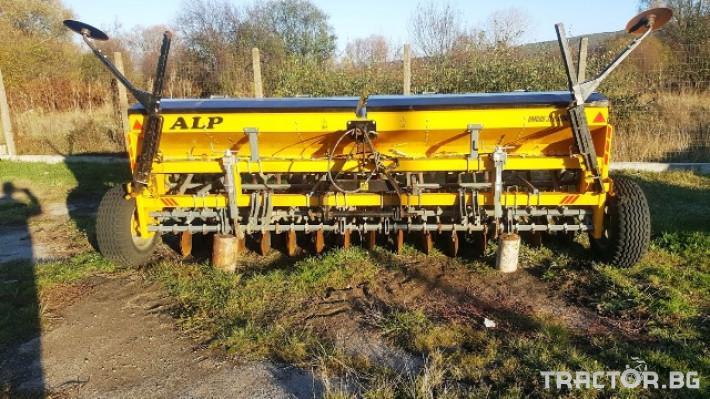 Сеялки ALP 2 0 - Трактор БГ