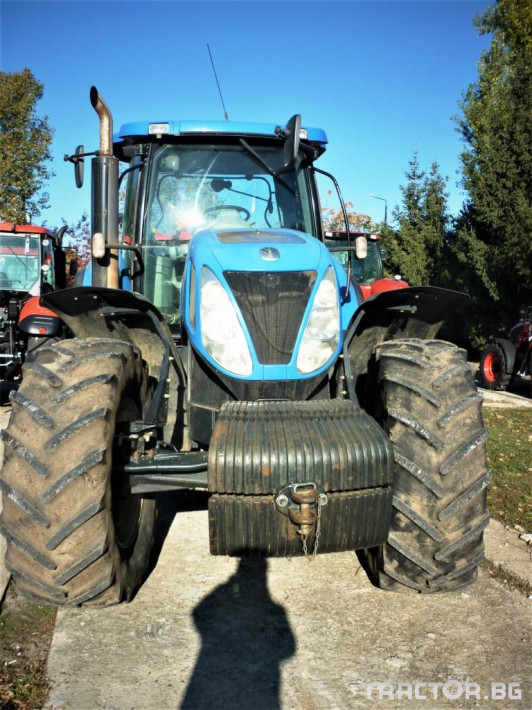 Трактори New Holland T7060 8