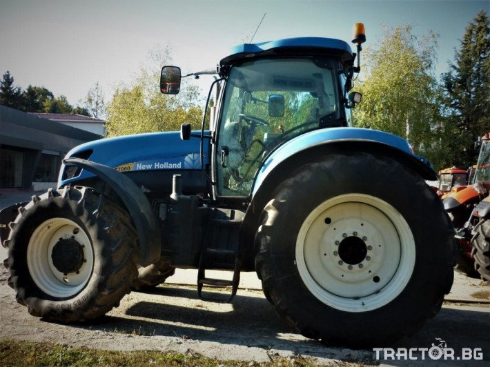 Трактори New Holland T7060 10