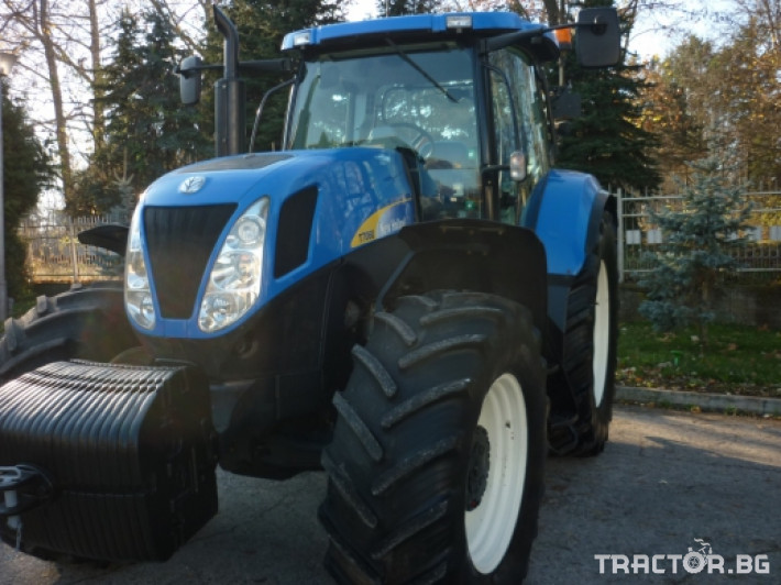 Трактори New Holland T7060 3