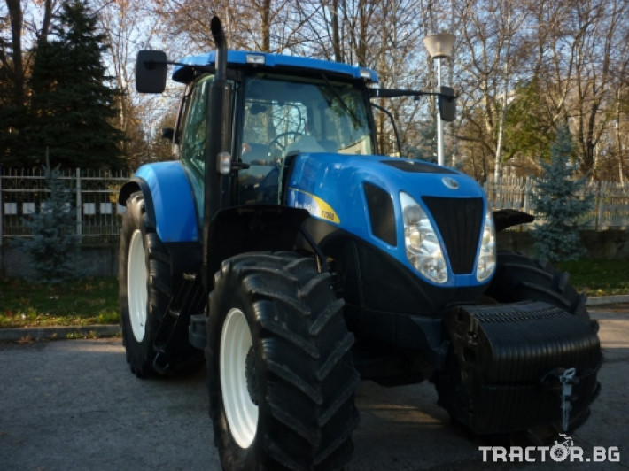 Трактори New Holland T7060 16