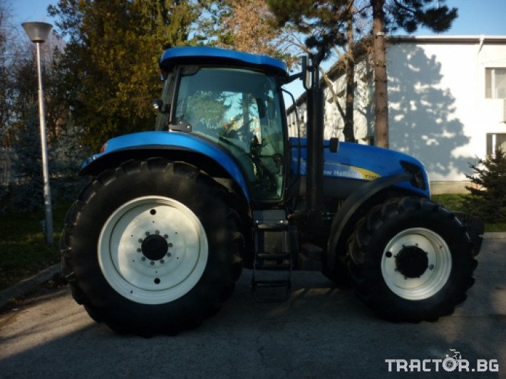 Трактори New Holland T7060 0