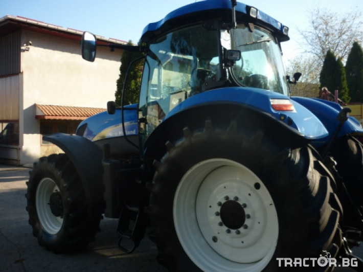 Трактори New Holland T7060 1