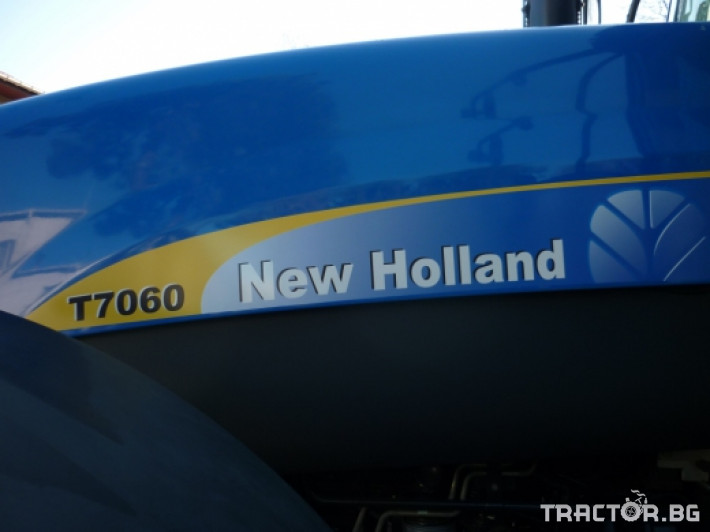 Трактори New Holland T7060 5