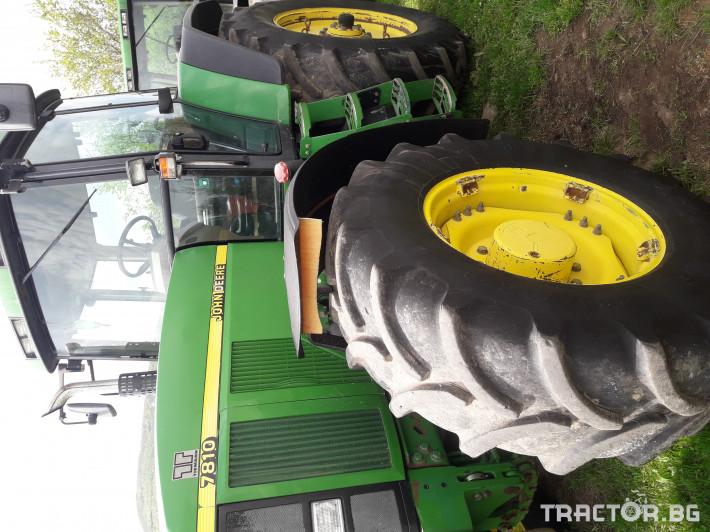 Трактори John Deere 7810 3