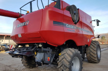Case IH 9010 axial flow AFS 4.4