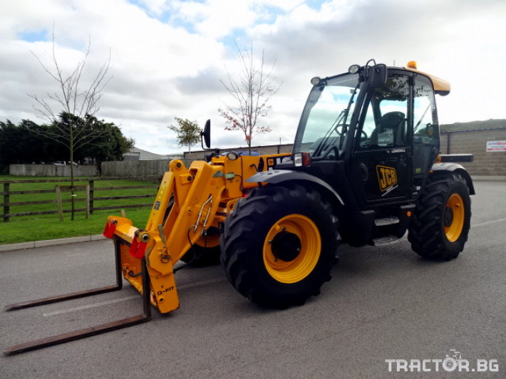Телескопични товарачи JCB 531-70 AGRI PLUS 21