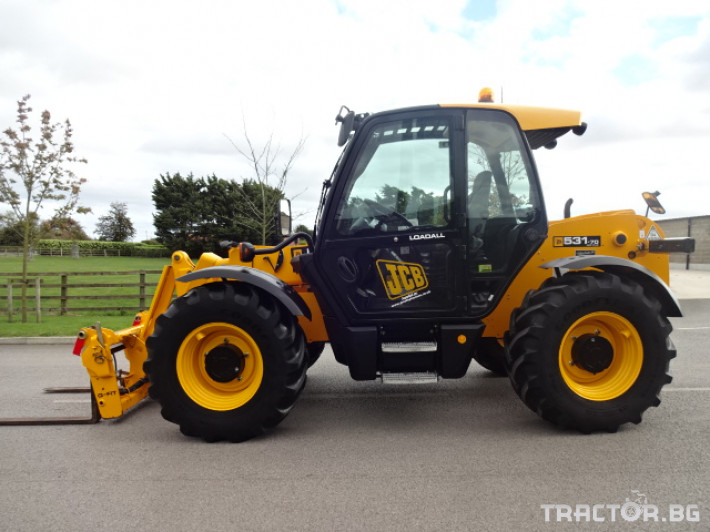 Телескопични товарачи JCB 531-70 AGRI PLUS 0
