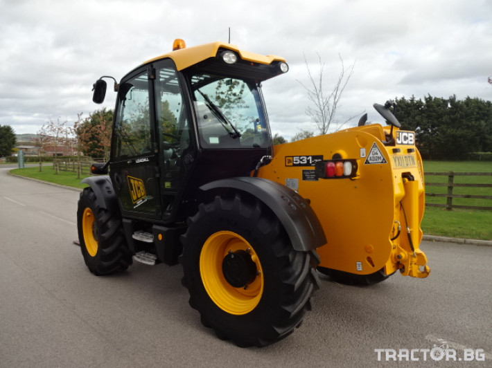 Телескопични товарачи JCB 531-70 AGRI PLUS 1