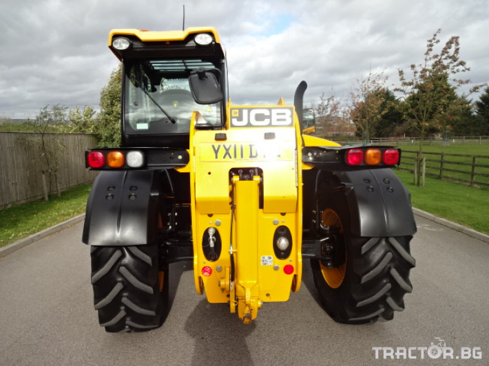 Телескопични товарачи JCB 531-70 AGRI PLUS 2