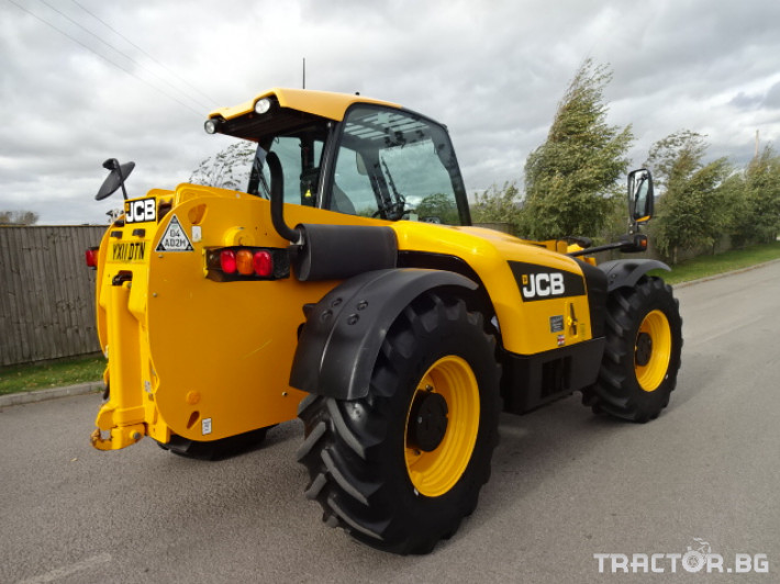 Телескопични товарачи JCB 531-70 AGRI PLUS 3