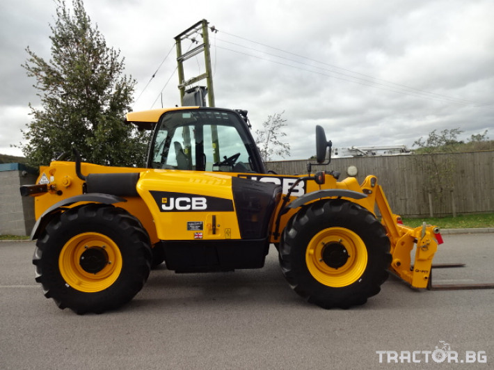 Телескопични товарачи JCB 531-70 AGRI PLUS 4