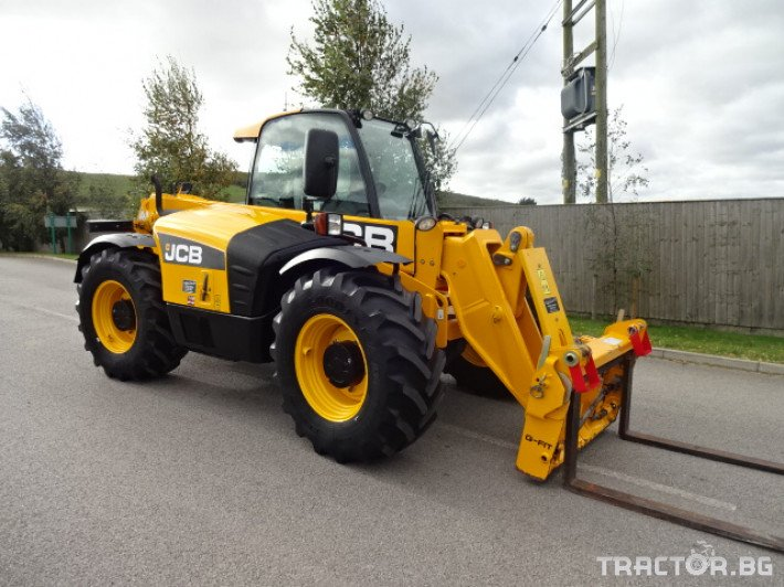 Телескопични товарачи JCB 531-70 AGRI PLUS 5