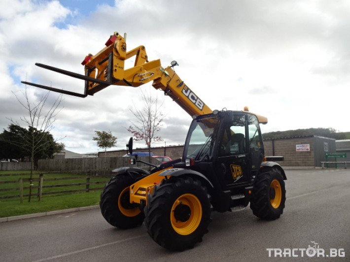 Телескопични товарачи JCB 531-70 AGRI PLUS 18