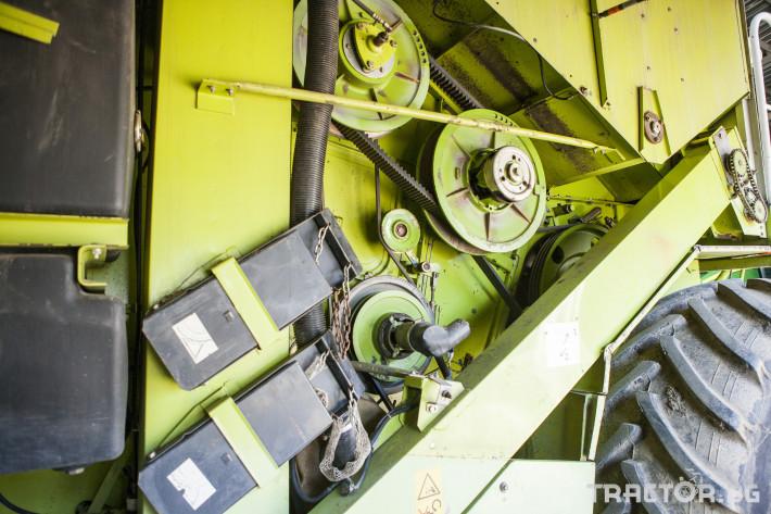 Комбайни Claas Lexion 440 7