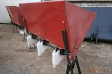 Торовнасящо устройство за окопен култиватор или сеялка