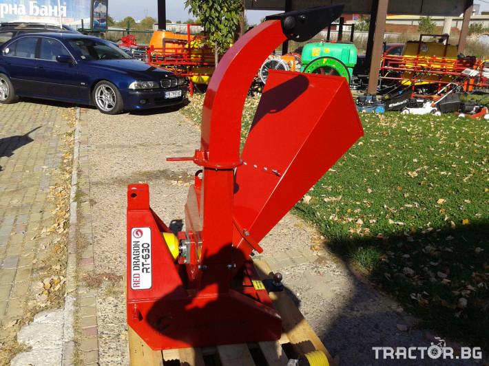 Машини за дърводобив Внос Дробилка за клони 0 - Трактор БГ
