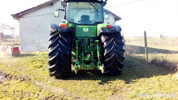 Трактори John-Deere 8360R + POTTINGER 6M. + компактор EBAK + Gregoire Besson  SPEL. Y9 3