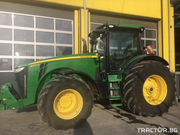 Трактори John Deere 8360R 0