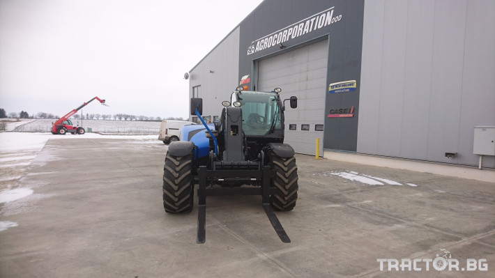Телескопични товарачи New Holland LM 5040 3