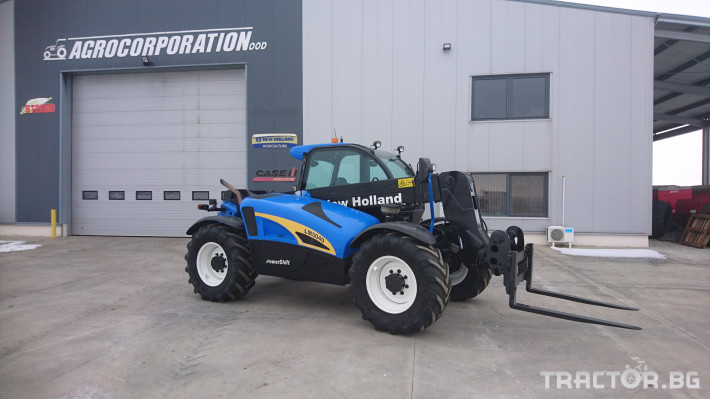 Телескопични товарачи New Holland LM 5040 0