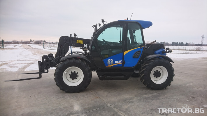 Телескопични товарачи New Holland LM 5040 2