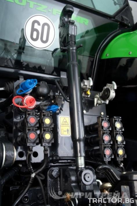 Трактори Deutz-Fahr Агротрон 7250 TTV 13 - Трактор БГ