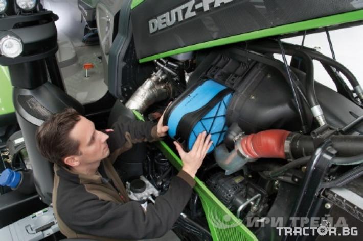 Трактори Deutz-Fahr Агротрон 7250 TTV 14