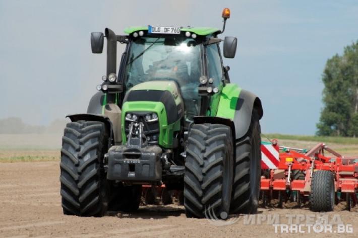 Трактори Deutz-Fahr Агротрон 7250 TTV 29