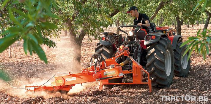 Трактори Antonio Carraro TRG 10900 R 2 - Трактор БГ