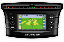 Trimble EZ-Guide 250 - Трактор БГ