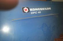 Kongskilde DPC 40 Машина за почистване на зърно