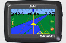 Teejet matrix 430 GPS, 570 GS