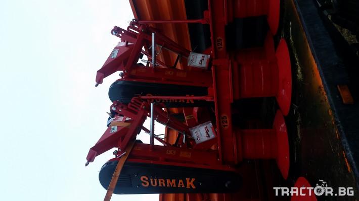 Косачки Surmak 1,90 с хидравлична бутилка 4 - Трактор БГ