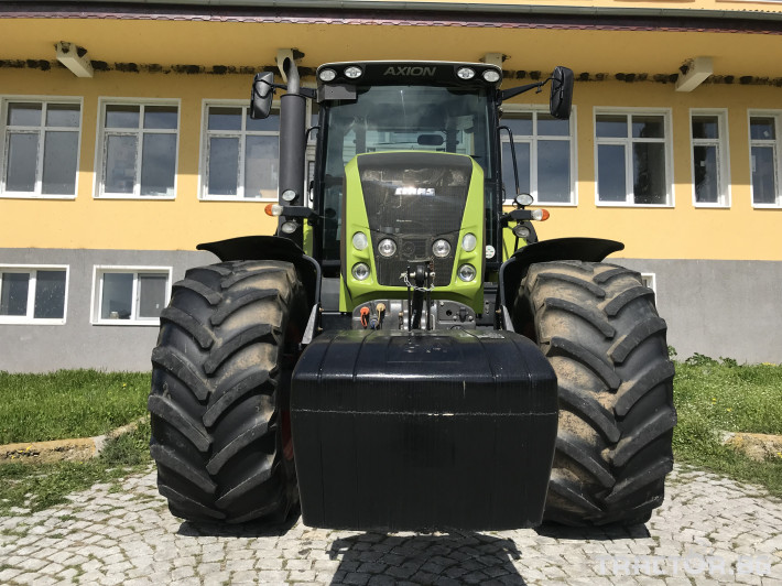 Трактори Claas AXION 850 CEBIS ЛИЗИНГ 1