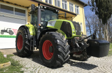 Claas AXION 850 CEBIS ЛИЗИНГ