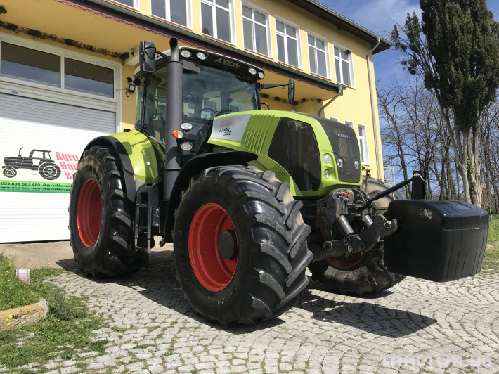 Трактори Claas AXION 850 CEBIS ЛИЗИНГ 0
