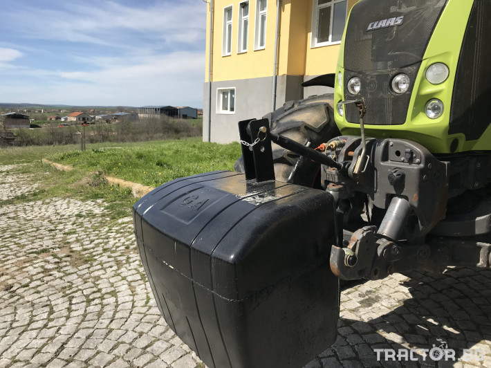 Трактори Claas AXION 850 CEBIS ЛИЗИНГ 3