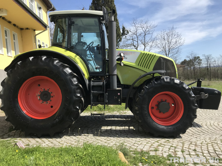 Трактори Claas AXION 850 CEBIS ЛИЗИНГ 9